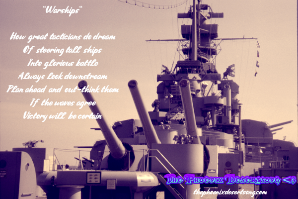 """Warships"" (Poetry)"